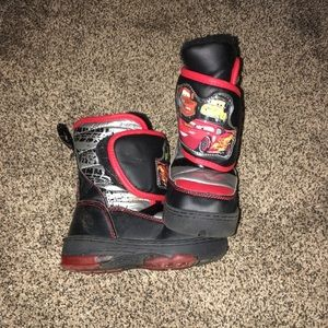 Cars Snow Boots